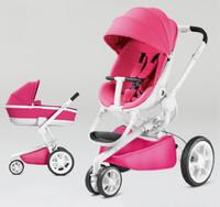 Quinny moodd xtra 高景观婴儿推车睡篮套装(推车+睡篮)