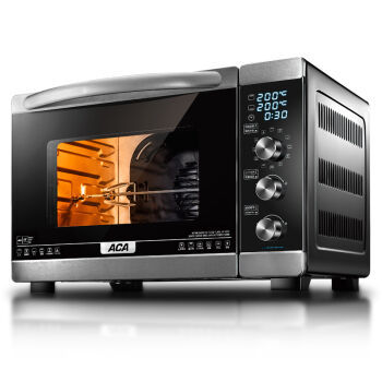 ACA 北美电器 M4016AB 电烤箱 40L