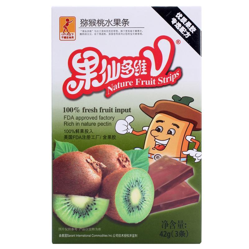 果仙多 维V 猕猴桃水果条 42g