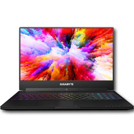 "GIGABYTE 技嘉 ""赢刃"" Aero 15 游戏笔记本电脑(i7-7700HQ、8GB、256G NVMe SSD、GTX1060 6GB)"