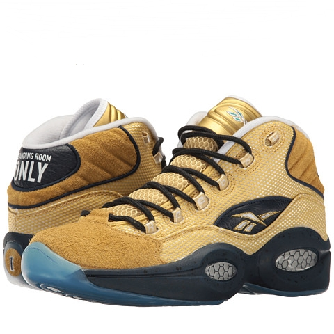 Reebok 锐步 Question Mid EBC 男子篮球鞋