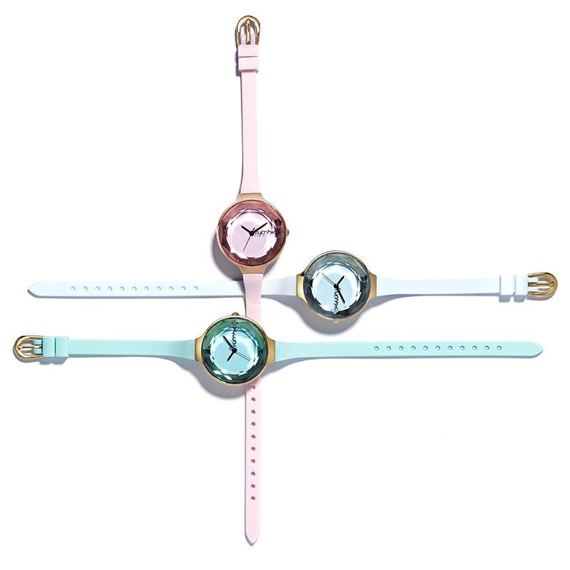 RumbaTime 15628 多色女士时装腕表 单只