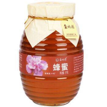 森蜂园 蜂蜜 百花蜂蜜 1000g *8件