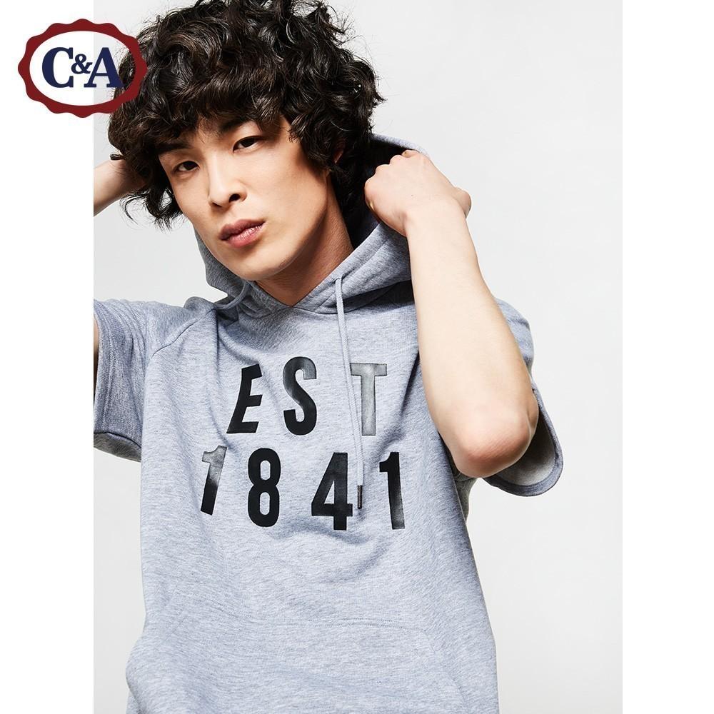 C&A CA200189771 男士印花T恤