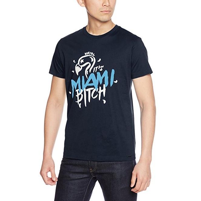 DIESEL 00svr4 男士T恤