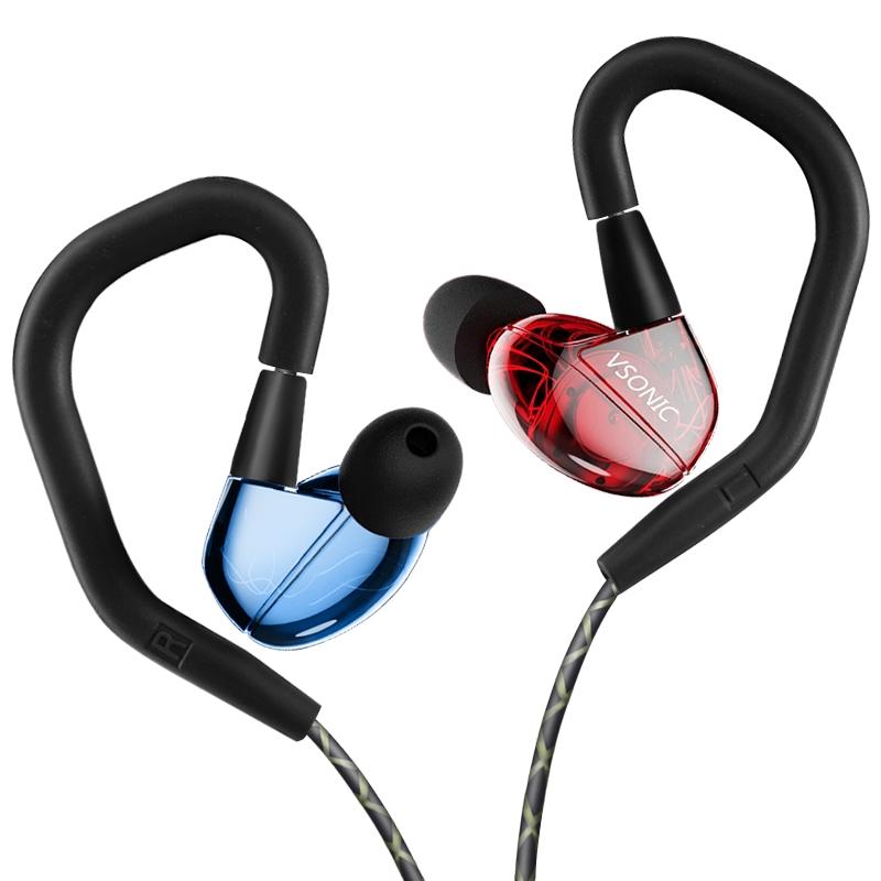 Vsonic 威索尼可 VSD 2S 入耳式耳机