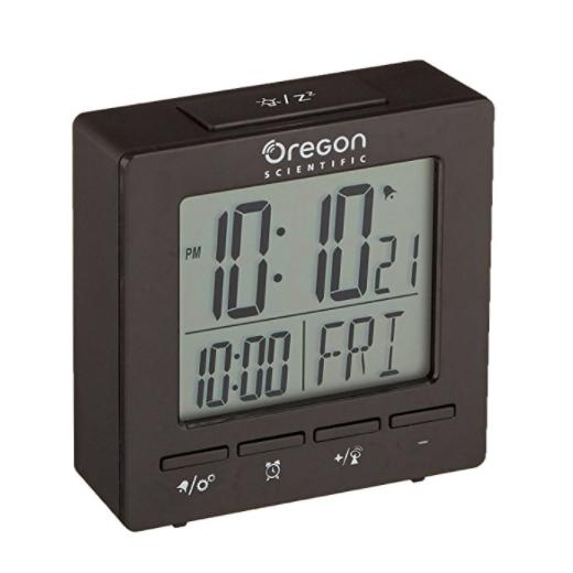 Oregon SCIENTIFIC 欧西亚 RM511A 无线电控制闹钟