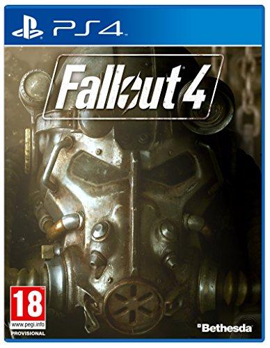 《Fallout 4》 辐射4 PS4 光盘版游戏