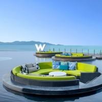 海岛蜜月季:泰国苏梅岛W酒店+喜来登/思拉瓦迪/协同酒店套餐