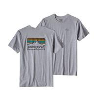 Patagonia 巴塔哥尼亚 LOGO-T 39045 男式短袖T恤