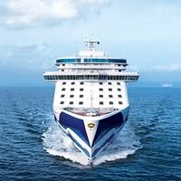 8-12月航期:盛世公主号邮轮 上海出发日本航线