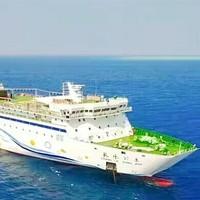 西沙归来不看海:长乐公主号 三亚-南海西沙群岛 4-5天邮轮游