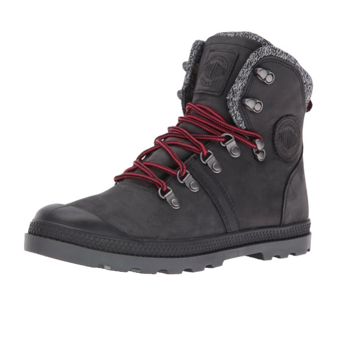 Palladium Pallabrouse 女士登山靴