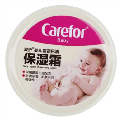 Carefor 爱护 CFB345婴儿霍霍巴油保湿霜 40g