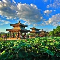 暑期好价:上海-承德+北戴河+坝上草原6日5晚跟团游