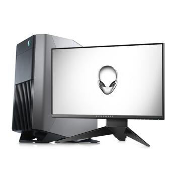 ALIENWARE 外星人 AuroraR6-R2828 电脑主机(i7-7700、256G+1TB、16GB、GTX1060 6GB )+AW2518H 24.5英寸 TN电竞显示器(240Hz、1ms、G-Sync、3D Vision)