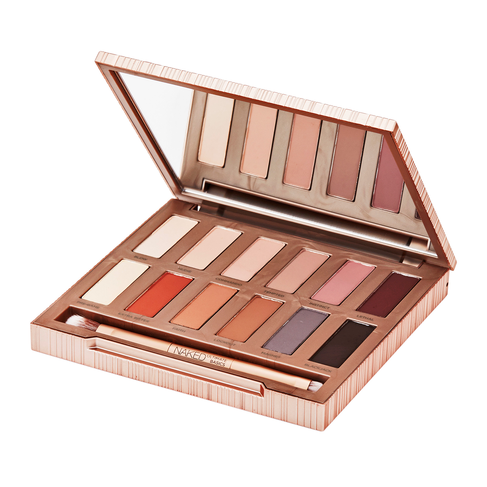 Urban Decay Naked Ultimate Basics 12色眼影盘