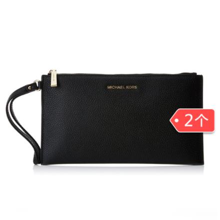 MICHAEL KORS 迈克·科尔斯 MERCER系列 时尚女士手拿钱包 2个