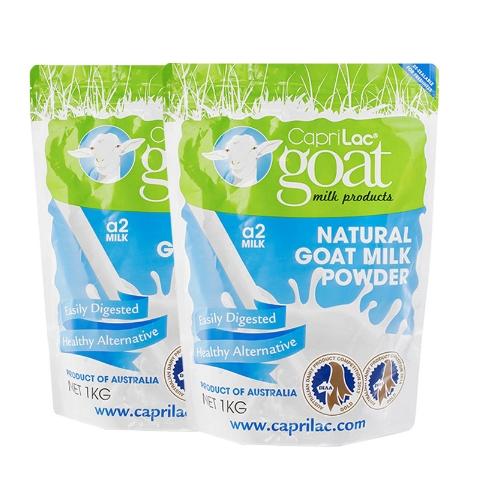 CapriLac a2 成人羊奶粉 1kg*2包装