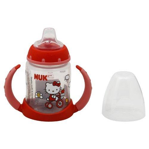 凑单品:NUK Hello Kitty  PP两用学饮杯 150ML
