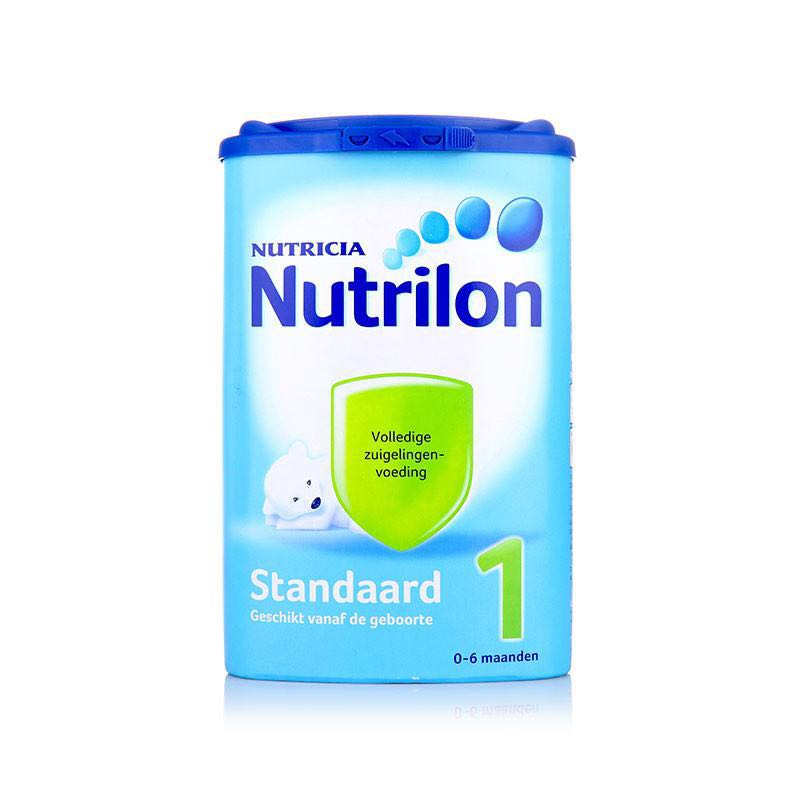 Nutrilon 荷兰牛栏婴儿奶粉1段 850克
