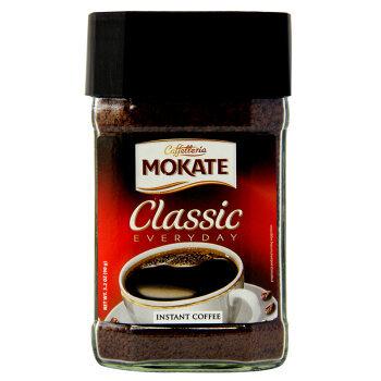 MOKATE 摩卡特 速溶经典凝聚咖啡 90g