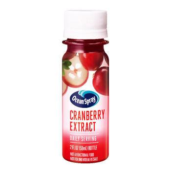 美国进口  优鲜沛Ocean Spray 蔓越莓精粹 59ml X 6瓶