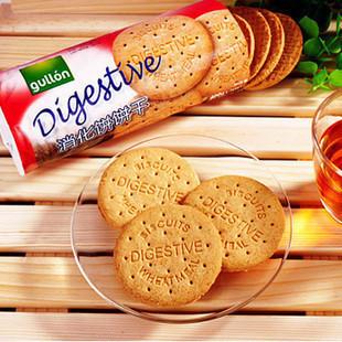 GULLON 谷优 Digestive 消化饼饼干 400g