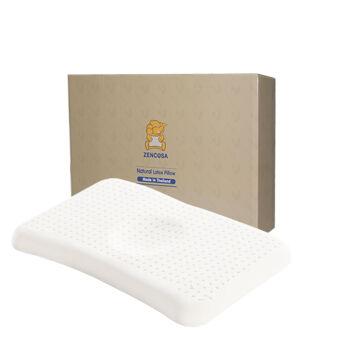 zencosa THPB02  纯天然乳胶枕  婴儿定型枕