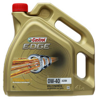 Castrol 嘉实多 EDGE 极护 SN 0W-40 A3/B4 钛流体全合成机油 4L *2件