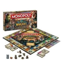 历史新低、中亚Prime会员:Monopoly 大富翁 魔兽世界特别版桌游 *2件