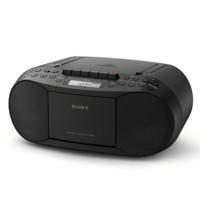 历史新低、中亚Prime会员:SONY 索尼 Boombox CFDS70BLK 组合音响