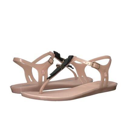 melissa Solar + Jason Wu 夹脚平底凉鞋