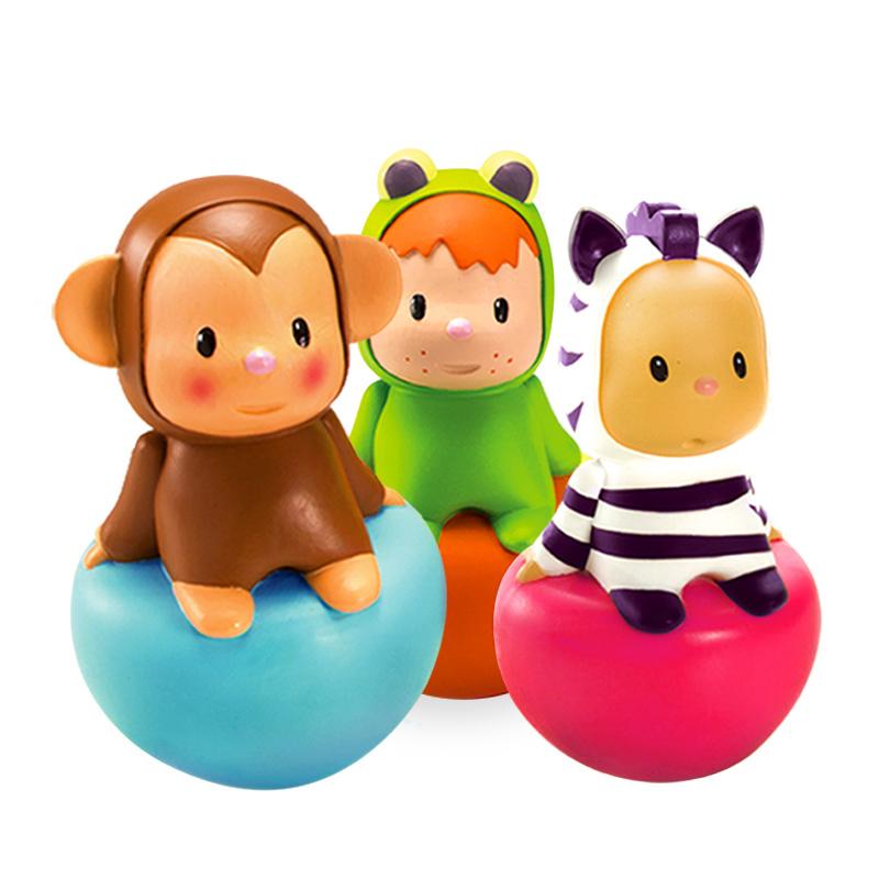 Smoby 智比 婴儿不倒翁玩具