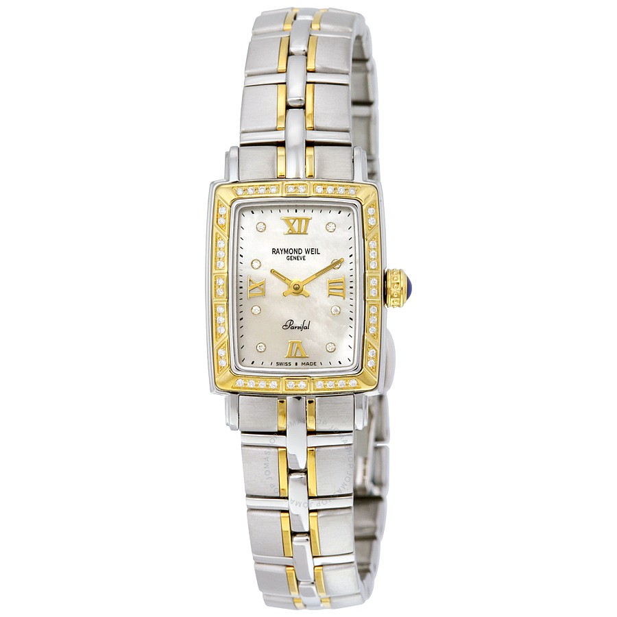 RAYMOND WEIL 蕾蒙威 Parsifal系列 9740-STS-00995 女士时装腕表