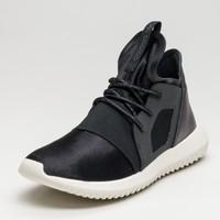 限尺码:adidas 阿迪达斯 Originals Tubular Defiant 女士休闲运动鞋