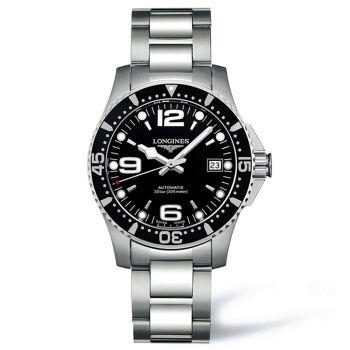 LONGINES 浪琴 康卡斯潜水系列 L3.641.4.56.6 男款机械表