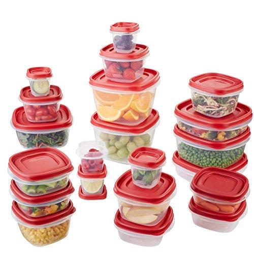 Rubbermaid 乐柏美 食物储藏保鲜盒 42件套 *2件