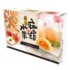 中国台湾进口 皇族牌 水蜜桃夹心饼198克 盒装
