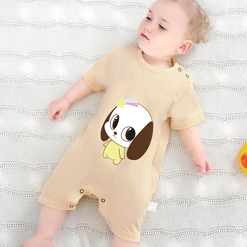 小牛奔奔 婴儿春夏睡袋 空调房新生儿防踢被