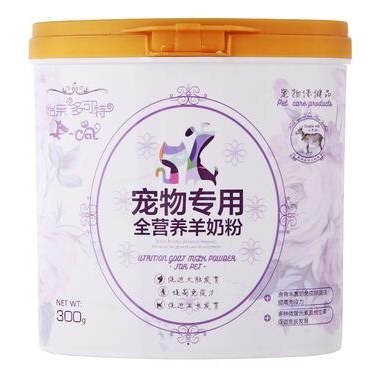 怡亲 多可特 猫狗通用 全营养羊奶粉 300g
