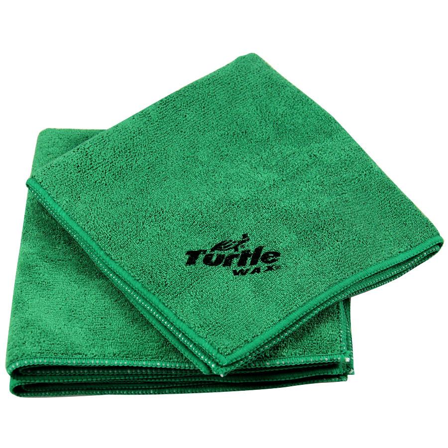 Turtle WAX 龟牌 车用纤维洗车毛巾