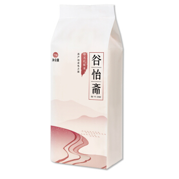 【京东超市】谷怡斋 哈尼红软米1kg 五谷杂粮 粥米 墨江糯米 非血糯米