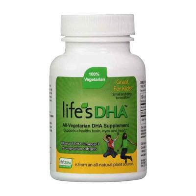 Life's DHA Martek 儿童DHA 100mg保健软胶囊 90粒*2件