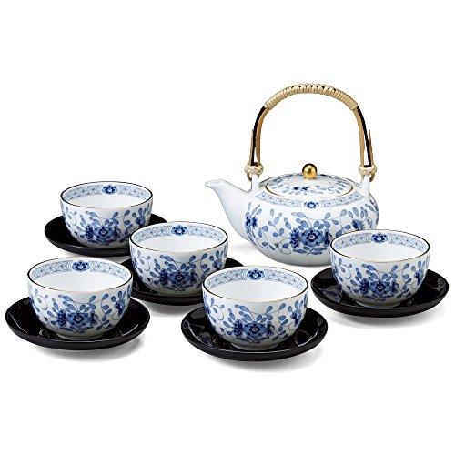 NARUMI 鸣海制陶 Milano系列 茶具套装
