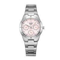 CASIO 卡西欧 指针系列 LTP-2069D-4A 女士时装腕表