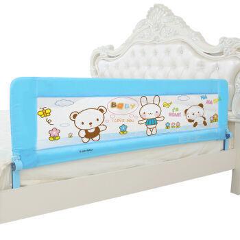 BabyBBZ 棒棒猪 BBZ-812 儿童床护栏 浅蓝/粉色 1.8米