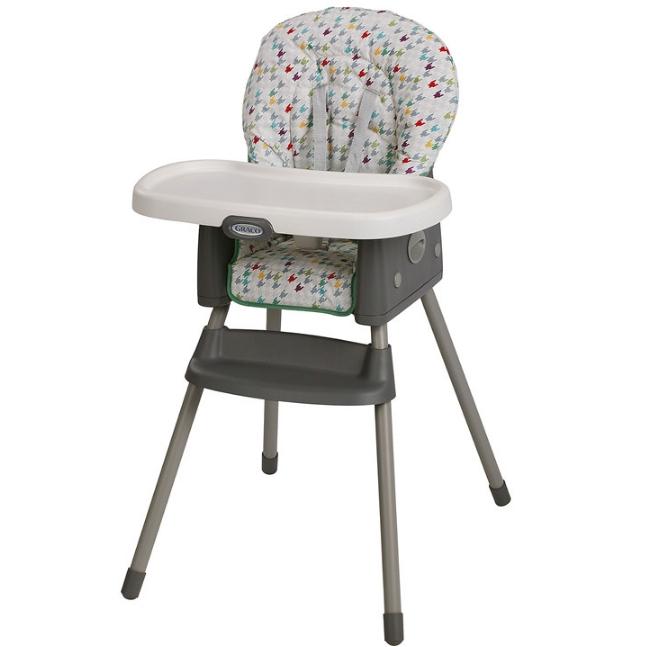 GRACO 葛莱 SimpleSwitch™ 1927565 2合1多功能儿童餐椅