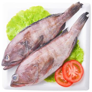 海买 冷冻印度青石斑鱼 500g 2-4条 袋装 烧烤食材 海鲜水产
