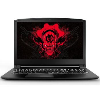 炫龙(Shinelon)毁灭者X55ti-781S1N 15.6英寸游戏笔记本电脑(I7-7700HQ 8G 128G+1TB GTX1050ti 4G 背光)